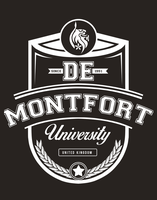 DMU University Shirt Design by jnav77