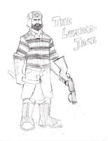 The Lumberjack by TheHypotheticalNerd