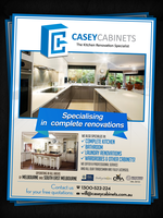 Casey Cabinets by sercor
