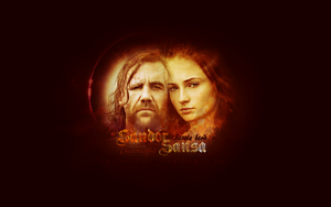 Sansa and Sandor by Momokochan007