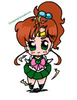 Sailor Jupiter-gif- by Elizabetharte