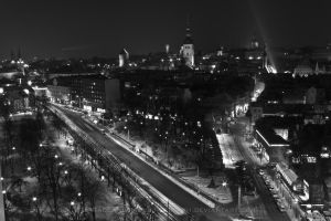 Tallinn By Night by RadioFreeDeath