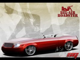 Chevy Bel Air by adam4186