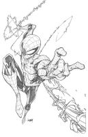 Spiderman by Jonboy007007