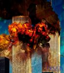 Tribute to 9-11 Twin Towers by texler