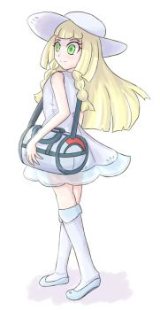 Lillie by unknownlifeform