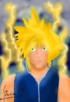 Cloud FF7 by balsen