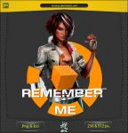 Remember Me - ICON v2 by IvanCEs