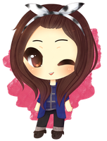 AT: Song Jihyo by Over16Bit
