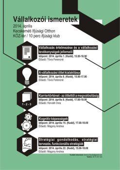 Entrepreneurial knowledge poster by Keve654