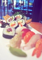 Sushi Drives By Fast by Cardiopathy