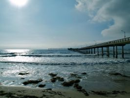 OB Pier by CatherineAllison