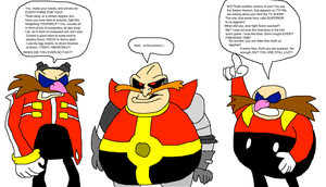 Robotnik the lazy by Scurvypiratehog