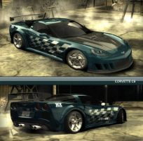 CORVETTE C6 by spiritbr
