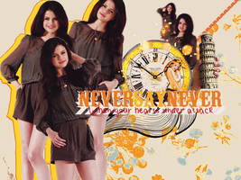 +Time Never Says Never: Wallpaper by CashmereSnow