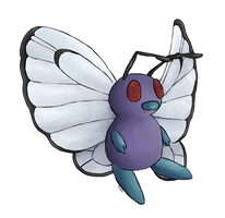 Butterfree by Kissuli