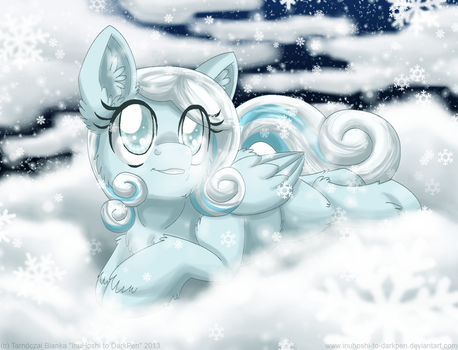 Snowdrop - See With Your Heart by InuHoshi-to-DarkPen