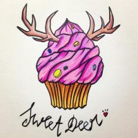 Sweet Deer by x-ShinJitsu-x