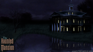 Haunted Mansion by ComputerGenius