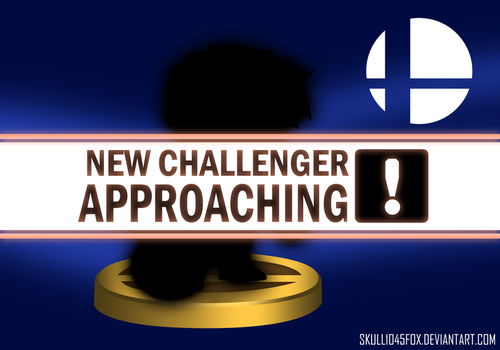 New challenger by skull1045fox