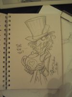 Demoncon Mad Hatter by jollyjack