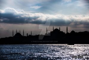 Blue Mosque by phototrk