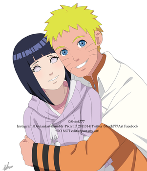 The Hokage's Wife by shock777