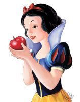 Snow White by MCRObsessedFrankFan