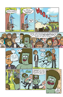 [Page 7] Regular Show: Concert by nikitabirds
