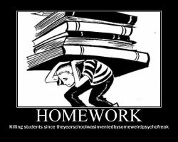 Homework by Valoja