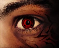 Sharingan by Cefin