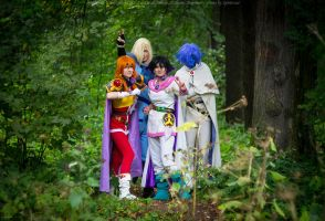 Slayers!! by GreatQueenLina