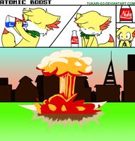 - Comic - Desu Fennekin 9 Atomic boost by Tukari-G3