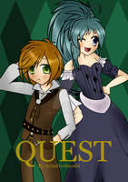 Quest Cover [Volume One Preview] by ArisaHyobanshi