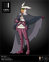Trdl1430 Bat-girlrz by TRDLcomics