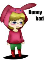 bunny bad 1 by natsumione