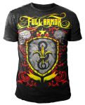 MMA Design : Skull And Shield by seventharmy