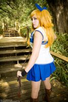 Fairy Tail - Lucy Heartfilia by stillreflection