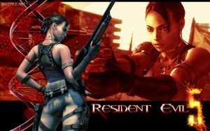 Resident Evil 5 Wallpaper No.2 by F-1