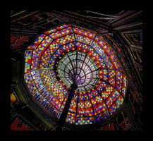 Stained Glass Dome by Geaux