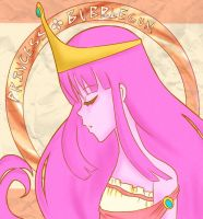 Princess Bubblegum by SakuraYagami