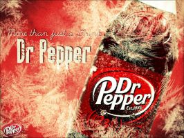 This is how I drink Dr. Pepper by xxShilottxx