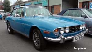1977 Triumph Stag (Fixed-head) by The-Transport-Guild