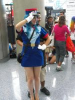 Officer Jenny Cosplay by SuperSonicHero10