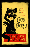 Le Cheval Factrice by Pixel-Prism