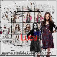 Blend de Lucy Hale by BlessMySelf