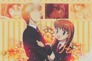 Wallpaper Itazura na Kiss by Mato-Kuroi26