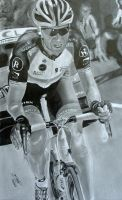 Jens Voigt - 2012 Tour de France by Jon-Wyatt