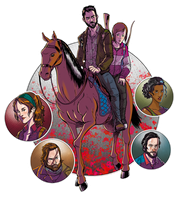 Just the last of us by skinnydevil
