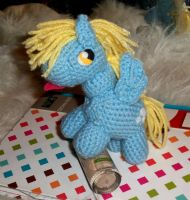 6'' Derpy Hooves Crochet Doll FOR SALE by SunnyFaceMLP